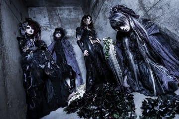 ダークホラー/ハロウィーンマッドなTHE SOUND BEE HD、12月のワンマン公演で新作ミニアルバム『DEAD SILENCE』を先行発売!!