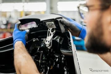 部品の生産に3Dプリント技術を導入しているBMWグループ