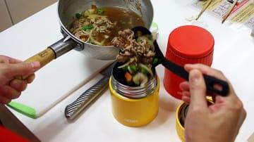 切実な家事シェア事情に、スープジャーという選択_人生初の料理教室で知ったそのインパクト