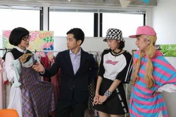 千葉雄大さん主演の連続ドラマ「プリティが多すぎる」第5話の場面写真 (C)日本テレビ