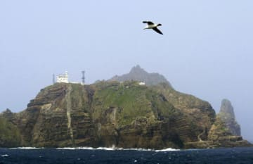 (Getty/Kyodo) Takeshima Islands / Dokdo