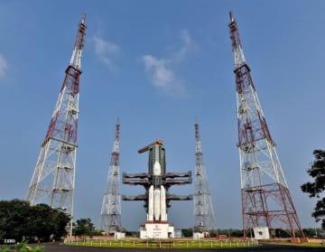 インドロケット「GSLV Mk.3」打上げ成功。GSAT 29通信衛星を投入