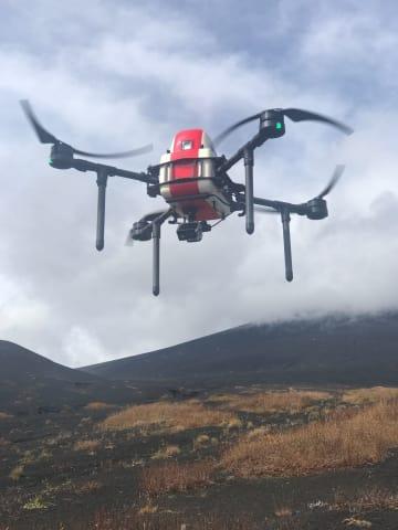 KDDI drone