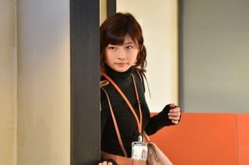連続ドラマ「獣になれない私たち」に出演している伊藤沙莉さん=日本テレビ提供