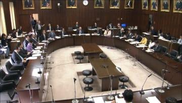 閣僚の資質めぐり論戦 「外国人材拡大」法案、16日審議入りに
