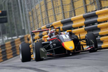 第65回マカオグランプリ:FIA F3ワールドカップ初日はティクトゥムが首位。関口5番手