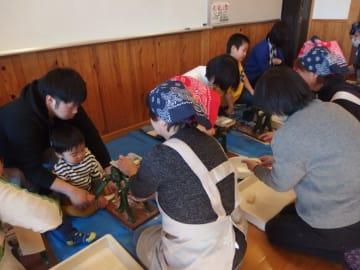 里山の体験型イベント「収穫感謝祭」うどん作りや元気鍋も@津久井湖城山公園(相模原市)