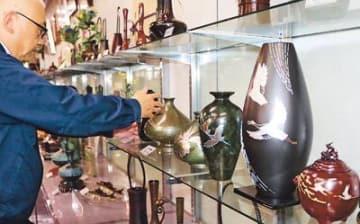 高岡銅器 中国で需要増