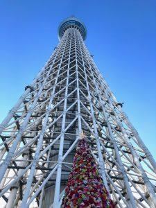 東京スカイツリーで外に出られる!?地上155mから東京を見下ろす絶景ツアー【スカイツリーテラスツアー】