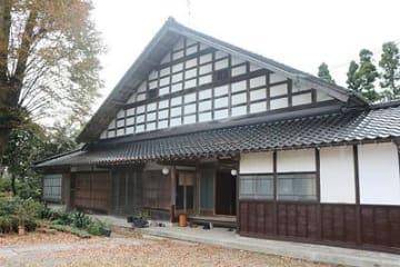 「芳里家住宅」を国登録有形文化財に 砺波、文化審が答申