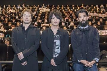 ▲左から安元洋貴さん、細谷佳正さん、森山洋監督