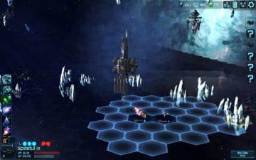 SFターン制ストラテジー『Ancient Frontier』スタンドアロン拡張『Steel Shadows』12月11日発売決定!