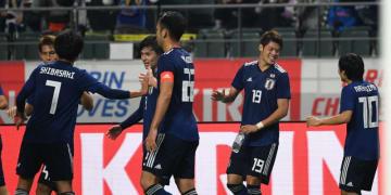 酒井宏樹が代表初ゴールも…日本代表、ベネズエラと引き分ける