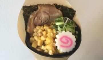 「ラーメンクレープ」はカナダで人気沸騰のインスタ映え料理