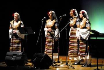 美しいハーモニーで聴衆を魅了 ブルガリア民族合唱の公演