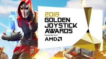 『フォートナイト』がGOTY!「2018 Golden Joystick Awards」受賞作品リスト―生涯功労賞は宮崎英高氏