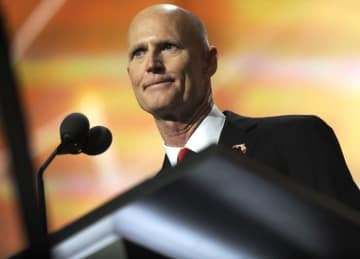 Florida Gov. Rick Scott tries to stop vote recount in Senate race vs. Bill Nelson
