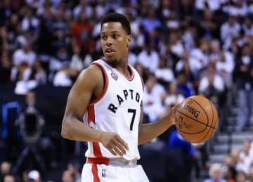 Kyle Lowry Hits Gym After Game 1 Loss to Heat