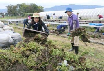 農業ボランティアセンターが休止 今後は事前登録制 農家の依頼に応じ派遣 [福岡県]