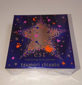 【クリスマスコフレ】ツモリチサト×estコラボ第2弾のルースパウダーできれいなツヤ肌ができた!