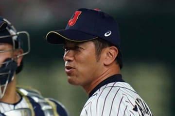 侍ジャパン・建山義紀投手コーチ【写真:Getty Images】