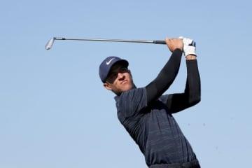 PGAツアーの新モンスター、キャメロン・チャンプが2位タイ浮上(撮影:GettyImages)