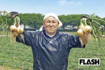 元巨人「河野博文」いまは農家で長嶋茂雄に玉ねぎ送ってる