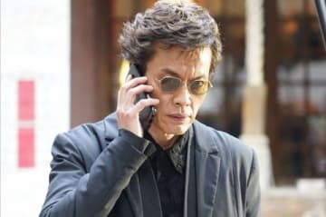 連続ドラマ「ドロ刑 警視庁捜査三課」第6話のシーン=日本テレビ提供