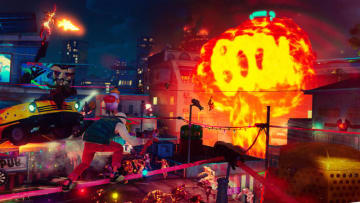 オープンワールドアクション『Sunset Overdrive』Steam/Windows 10向けに配信開始!―日本語対応