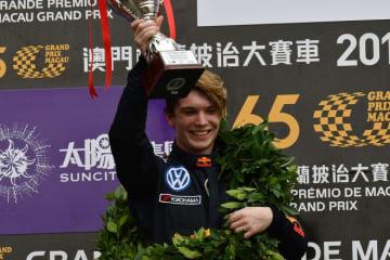 第65回マカオグランプリ:F3の予選レースはティクトゥム優勝。エリクソン、アイロットが表彰台