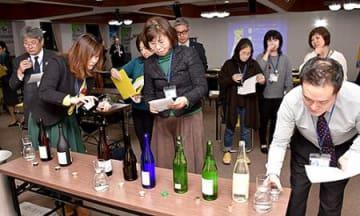 酒の秘密、尽きぬ興味 日本酒学校、山形で開校