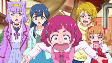 「『HUGっと!プリキュア』第40話先行場面カット」(C)ABC-A・東映アニメーション