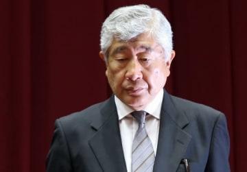 内田正人前監督(写真:日刊現代/アフロ)