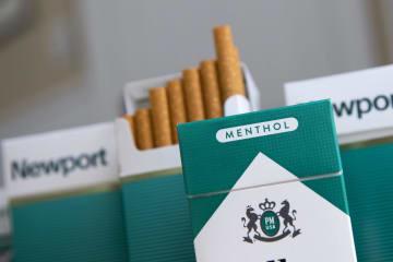 美, 맨솔 담배 판매 금지 방침