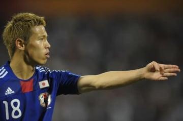 アジアカップで日本を優勝に導いた本田 photo/Getty Images