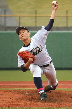 富山第一が智弁学園破る 高校野球強化招待試合