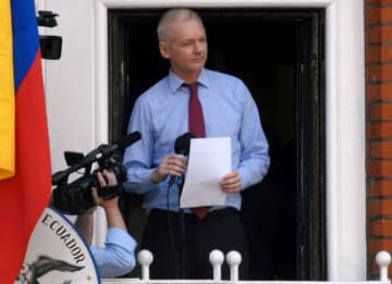 Charges Against Julian Assange Accidently Released In Secret Court Filing