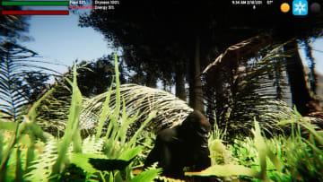 はぐれゴリラの熱帯雨林サバイバル『The Lonely Gorilla』正式リリース!