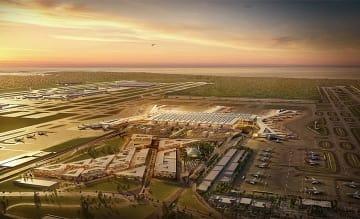 イスタンブールの新空港!日本からも年末から乗り入れ。注意したいことは?