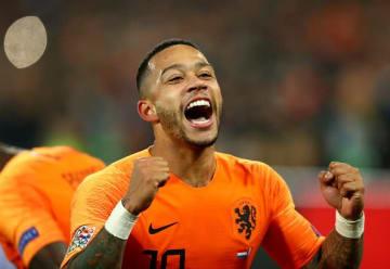 オランダ代表のデパイ photo/Getty Images