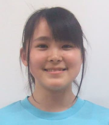 足羽高校の三浦莉桜