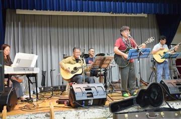 手作り音楽祭 10年の節目 沖縄市・登川フォーク祭り 来月1日、初の前夜祭も