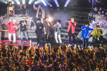「ヒプノシスマイク-Division Rap Battle- 3rd LIVE@オダイバ《韻踏闘技大會》」の模様 写真:粂井健太