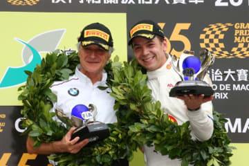 第65回マカオグランプリ:ファーフス&BMWがシュニッツァーのラム代表に捧げる勝利を飾る