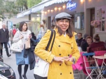 ウィーンのアメリカ人!ファッションと旅を仕事にしたルーシーさんのウォーキングツアー。