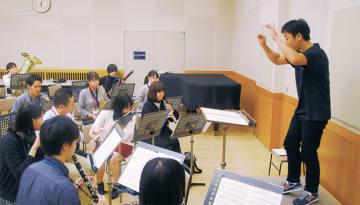 「ぱんだウインドオーケストラ」と市民が共演「わくわくブラス! inみなとみらい」