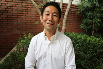 Japanese mindful coach Junya Ogino