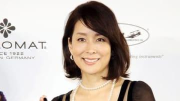 「第15回 万年筆ベストコーディネイト賞2018」の表彰式に出席した内田恭子さん