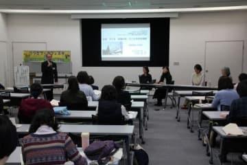 子どもたちの読書の支援を検討した「つづきブックフェスタ2018」=横浜市都筑区役所