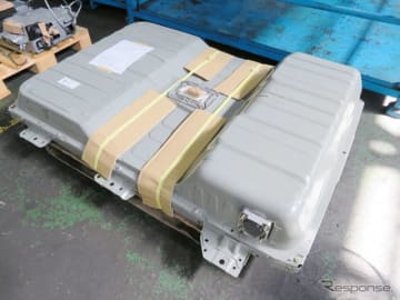 車載用リチウムイオンバッテリー(参考画像)